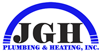 JGH Plumbing and Heating Inc. Logo