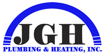 JGH Plumbing and Heating Inc. Retina Logo
